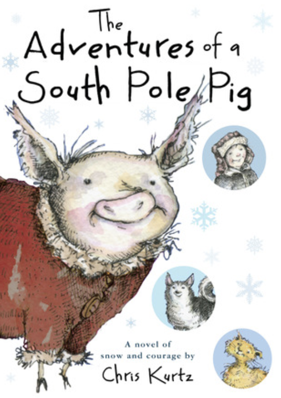 Cover image of South Pole Pig