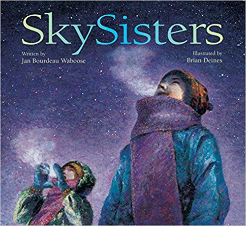 Cover image of Sky Sisters book