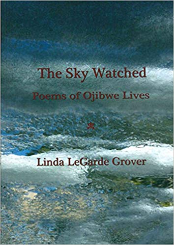 Cover image of The Sky Watched book