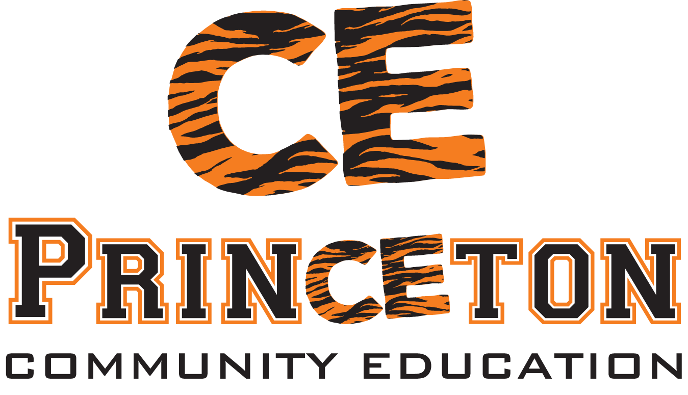 logo file of the colored version for princeton community education