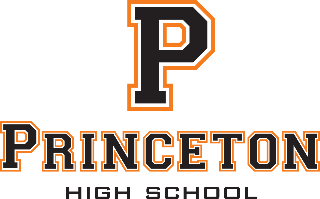 logo file of the colored version for princeton high school