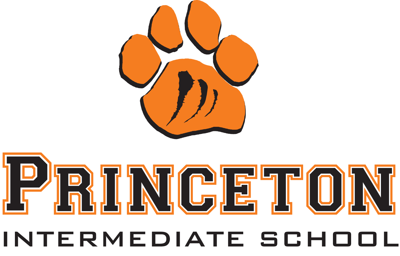 logo file of the colored version for princeton intermediate school
