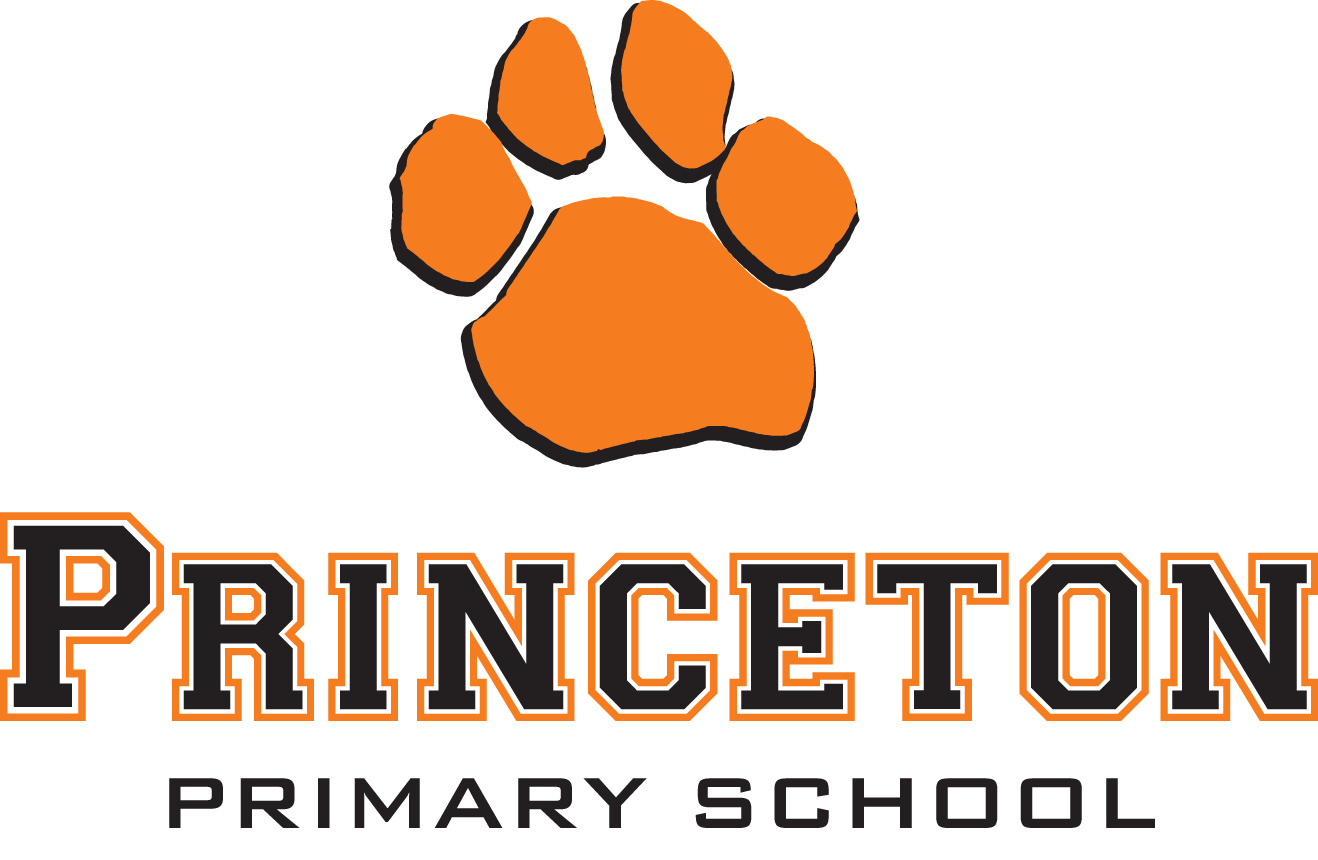 logo file of the colored version for princeton primary school