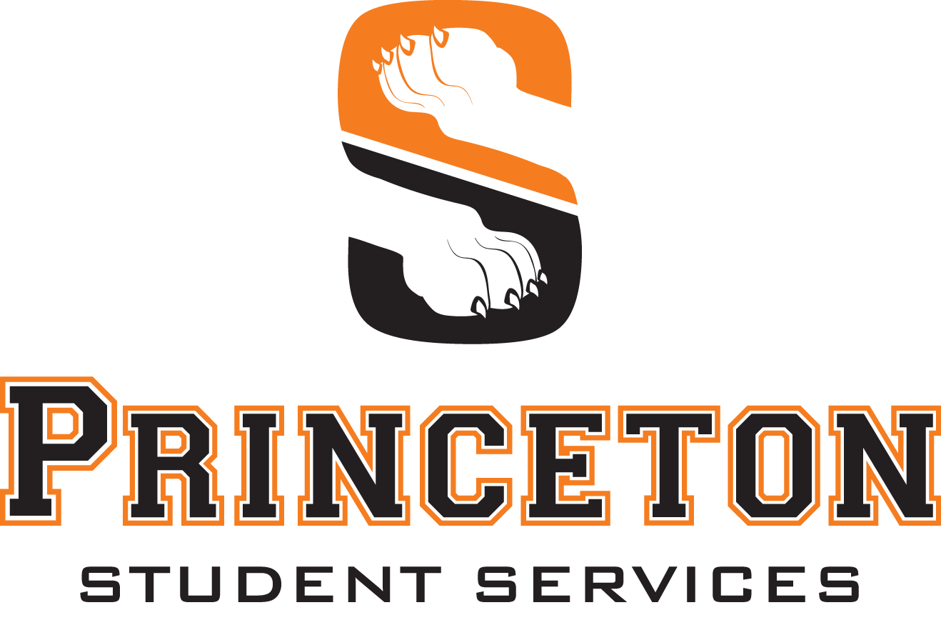 logo file of the colored version for princeton student services