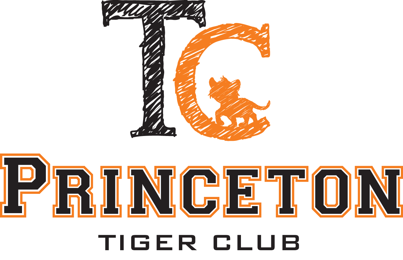 logo file of the colored version for princeton tiger club