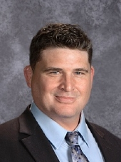 picture of Ben Barton the superintendent