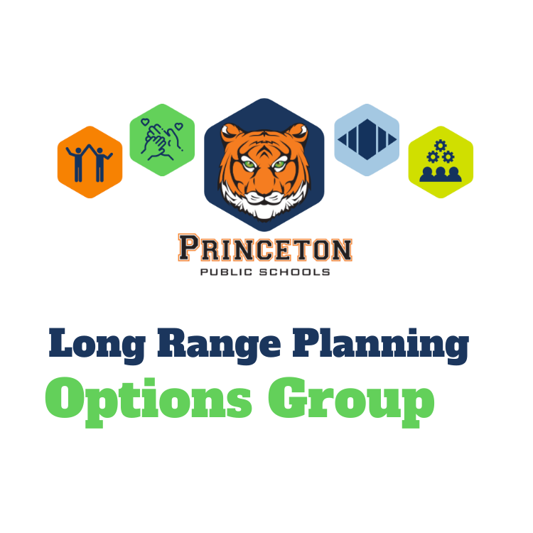 Long Range Planning- Options Group Meeting